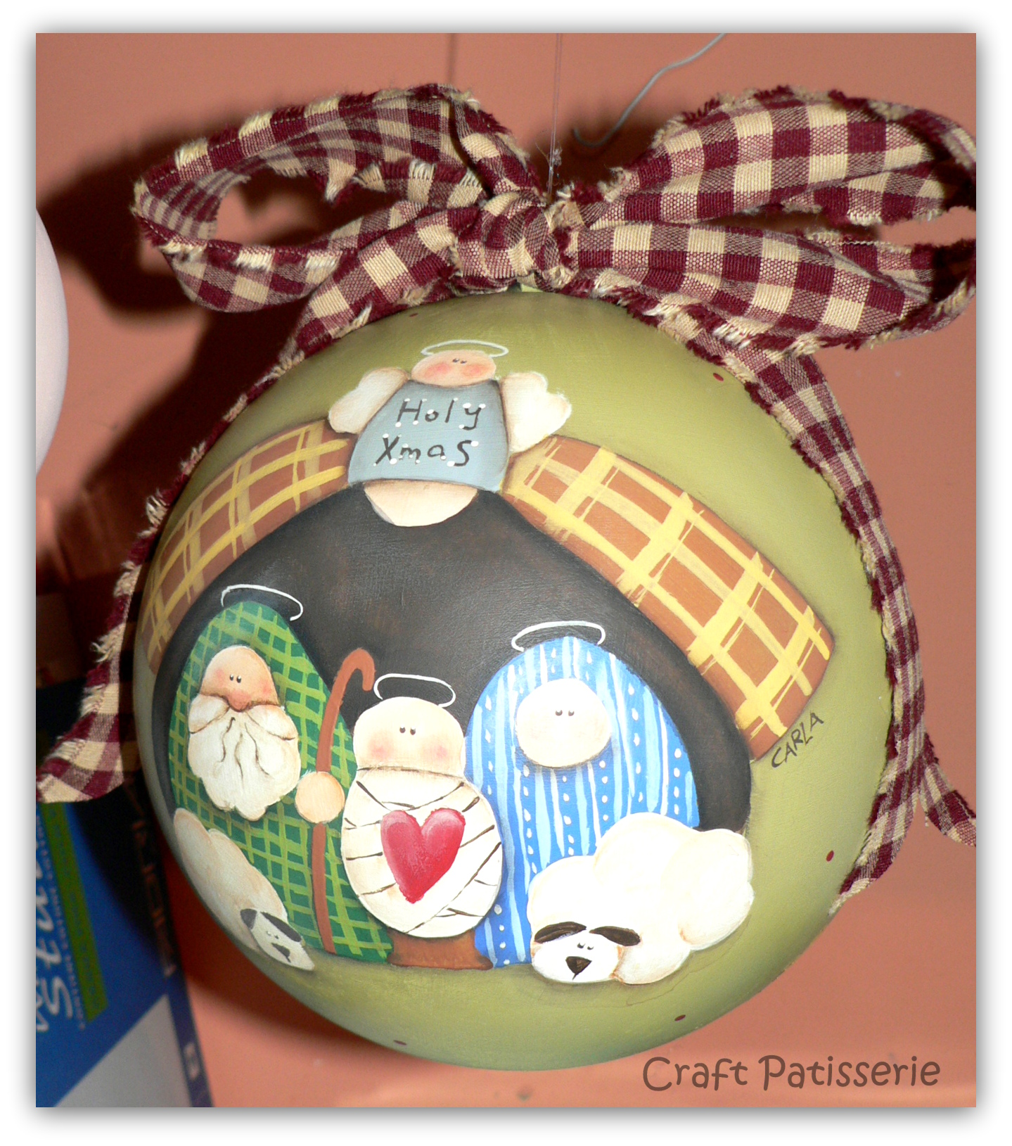 Country Painting Craft Patisserie