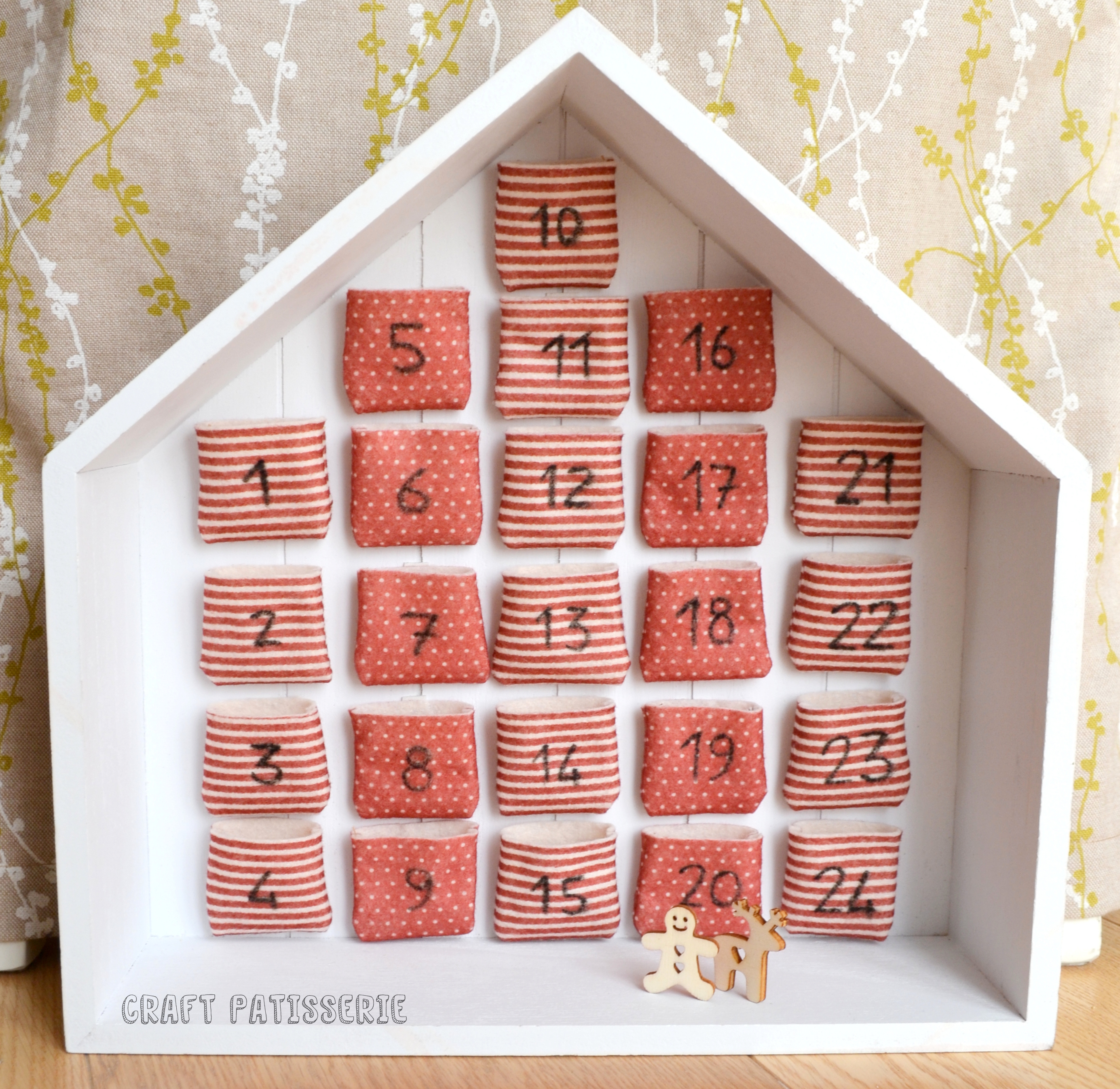 DIY-Calendario dell'avvento