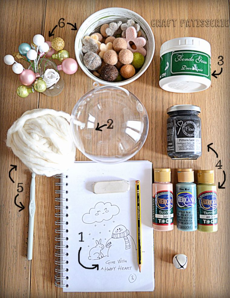 Stuff for craft!