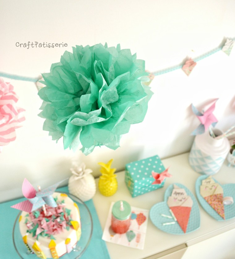 Paper diy: inspire your party!